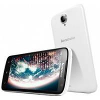 """Смартфон Lenovo S820 4.7"""" MTK6589 1.2GHz 13Mpx (White)"""