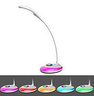 Светодиодная настольная лампа аккумуляторная S11-A, фото 1