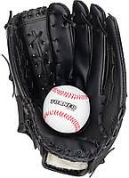Набор бейсбольная перчатка с мячом Torneo Invite