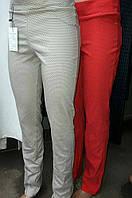 Летние  молодежные женские брюки  116