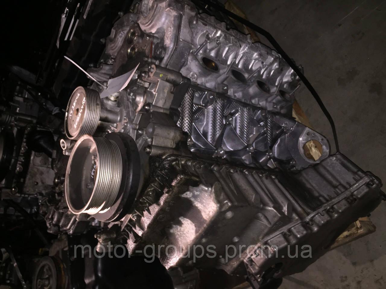 Двигатель БУ БМВ Ф01 7 серии 750 4.4 N63B44 Купить Двигатель BMW 750i F01 4,4 - Мотор Груп в Киеве
