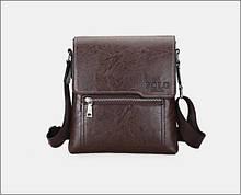 Мужская сумка Polo Dsbluo