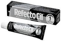 RefectoCil ( рефектоцил) — краска для бровей и ресниц№1 (глубокая черная), 15мл