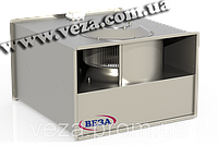 Прямоугольный канальный вентилятор Канал-ПКВ-60-35-6-380