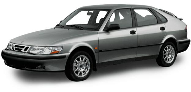 Saab 9.3 98-03 кузов и оптика