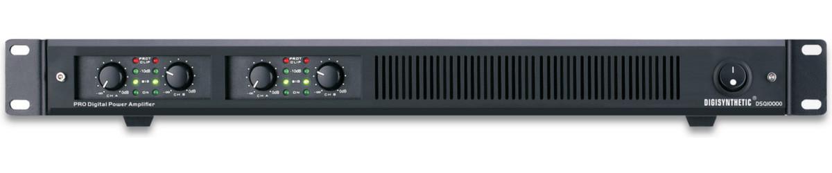 Цифровой усилитель мощности Digisynthetic DSQ 2400
