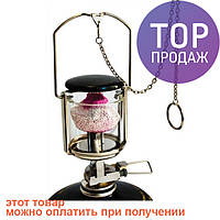 Лампа газовая с пьезоподжигом Tramp TRG-026 \ Стальная газовая горелка
