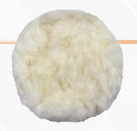 """Мех полировальный для опорных дисков 125, 150 мм """"Gerwool"""". Натуральный мех для полировки."""