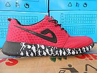 Кроссовки мужские Demax красные
