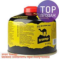 Газовый резьбовой баллон 230 г Tramp TRG-003