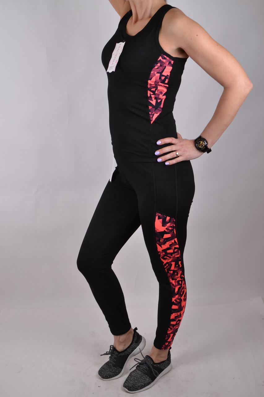 Женский спортивный костюм для фитнеса (Арт. T200-1)