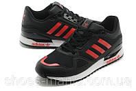 Кроссовки Adidas T-ZX 800 black-red, фото 1