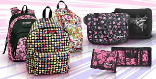 Рюкзаки, ранцы, сумки и пеналы
