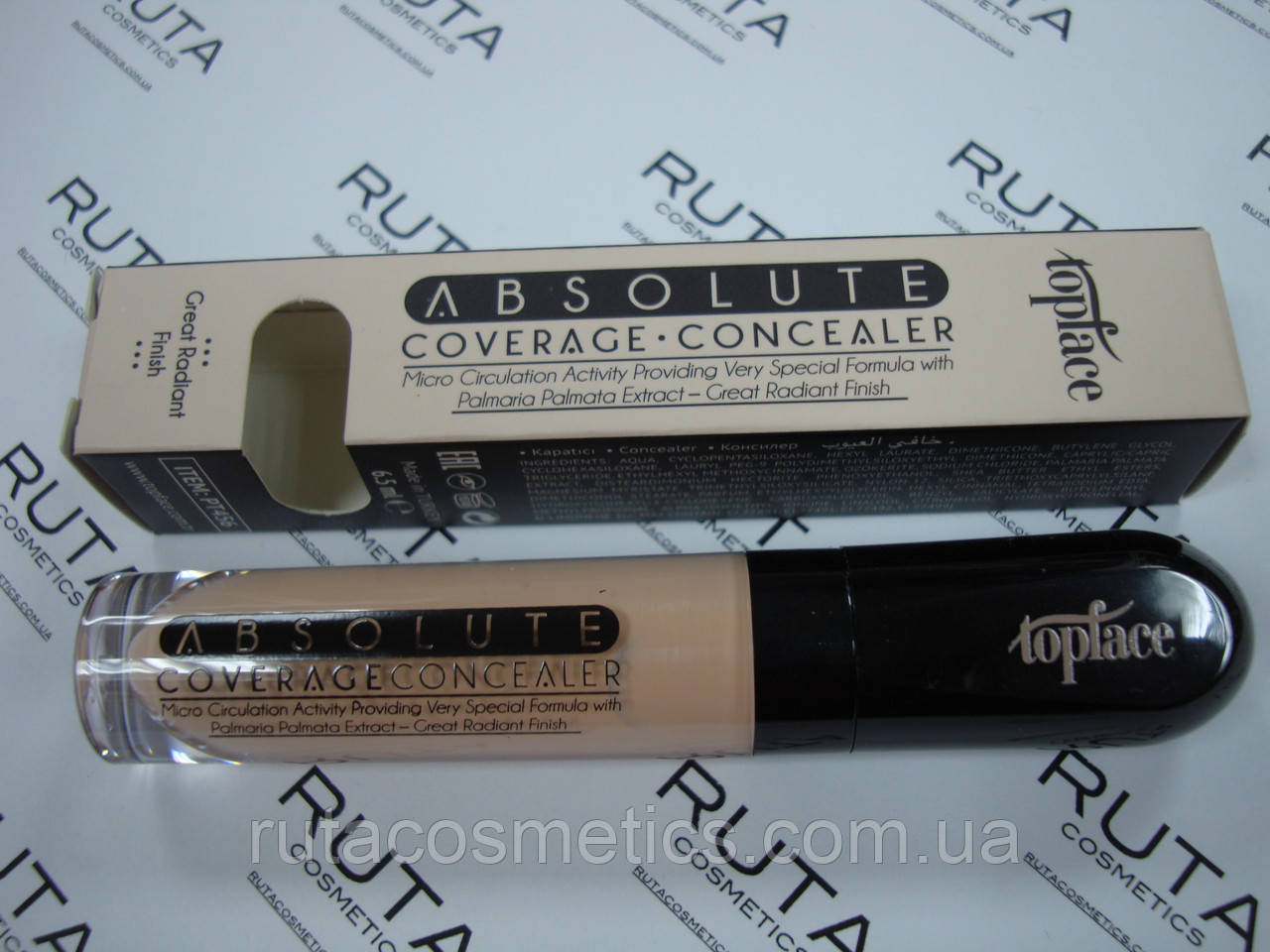 Topface Absolute Coverage Concealer 3