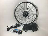 Електронабор для переобладнання велосипеда в електробайк 350W 36V