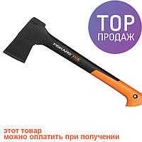 Плотницкий топор Fiskars X10S 121443 \Туристический топор