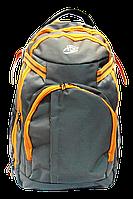 Удобный рюкзак сумка на колесах желто-черного цвета PPP-000688, фото 1