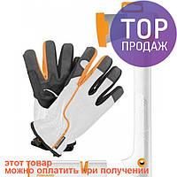 Набор Fiskars 129040 топор Х7 точило перчатки \Высококачественный топор