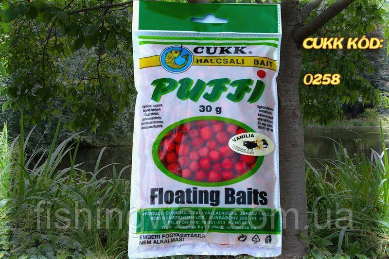 Воздушное тесто Cukk PUFFI midi 30g Ваниль