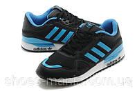 Женские кроссовки Adidas T-ZX black-blue, фото 1