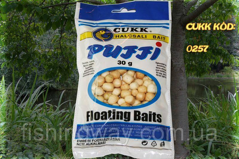 Воздушное тесто Cukk PUFFI midi 30g Натуральный
