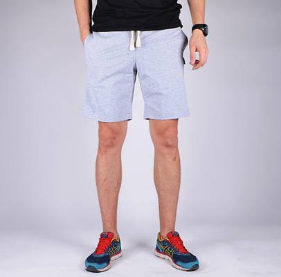 Спортивные мужские шорты серые Red and Dog Toby