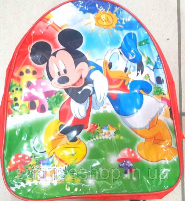 """Рюкзак для хлопчика """"Міккі"""""""