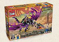 Конструктор «Brick» Legendary Pirates | «Призрачный Дракон»