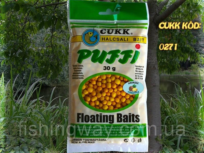 Воздушное тесто Cukk Puffi mini 30g Ананас