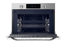 Духовка электрическая встраиваемая + микроволновка Samsung NQ50J3530BS