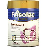 Friso Молочная смесь Frisolac Gold Premature 400г (для недоношенных) 8716200708982