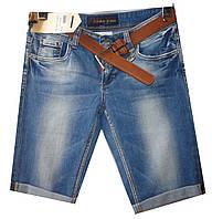 Бриджи джинсовые женские 9688 (лето)