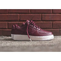 Женские кроссовки Nike Air Force 1 Low Night Maroon