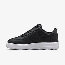 Женские кроссовки NikeLab Air Force 1 Low Black, реплика, супер качество!