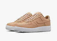 Женские кроссовки NikeLab Air Force 1 Low Vachetta Tan/White