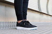 Женские кроссовки Nike Air Force 1 Ultra Flyknit Low Black