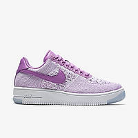 Женские кроссовки Nike Air Force 1 Ultra Flyknit Low Royal Orchid