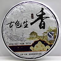 Чай Пуэр Шу (черный) 357гр