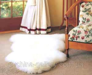 """Шкура овечья премиум класса """"Голландка"""", размер 120х80"""