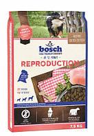 Бош Репродакшен корм для беременных собак, 7,5кг