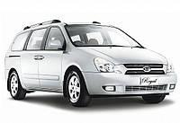 Фаркоп на автомобиль KIA CARNIVAL универсал 2005-
