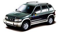Фаркоп на Kia Sportage (кроме макси базы) 1994-2005
