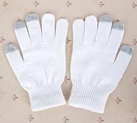 Перчатки для сенсорных телефонов и планшетов