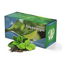Альвенорм фиточай Аюверда - хронические бронхиты, эмфизема легких, бронхиальная астма 25 пакетов