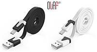 """Универсальный кабель USB - USB micro """"OLAF"""""""