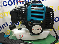Бензокоса мотокоса Аллигатор БГ 3900 профи  (3 ножа/1 катушка)