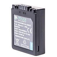 Аккумулятор к фото/видео PowerPlant Panasonic CGA-S002, DMW-BM7 (DV00DV1097)