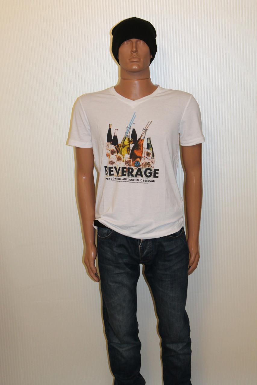 Мужская футболка T Shirt BEVERAGE