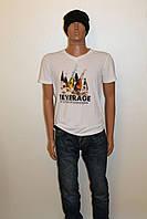 Мужская футболка T Shirt BEVERAGE, фото 1
