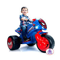 Трицикл 72960 (1шт) СП,мотор 6V,аккум 6V,4-6км/ч,от2лет,синий с красным,в кор-ке,89,5-67-60см